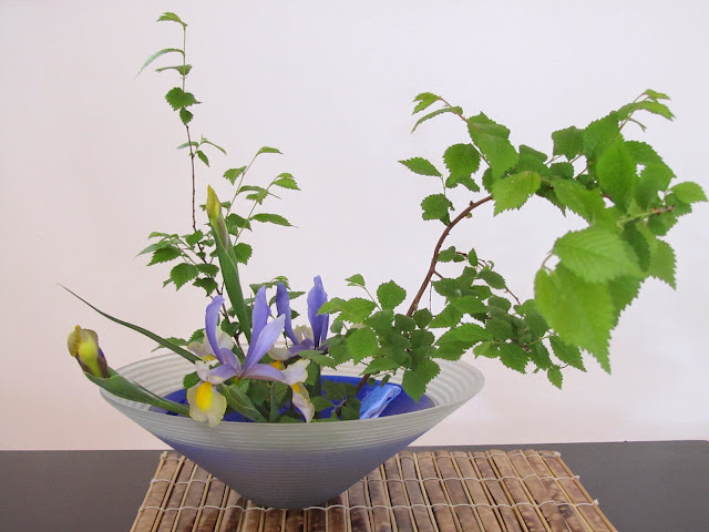 second Kado flower-arrangement