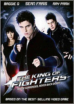 Download - King of Fighters - A Batalha Final DVDRip - AVI - Dual Áudio