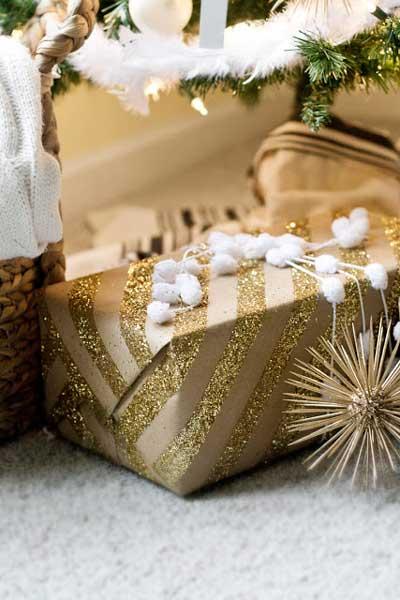 De todo y algo mas - Ideas para envolver regalos navidenos ...