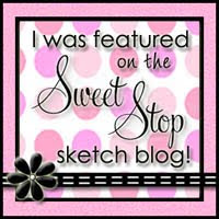 Sweet Stop Sketch blog