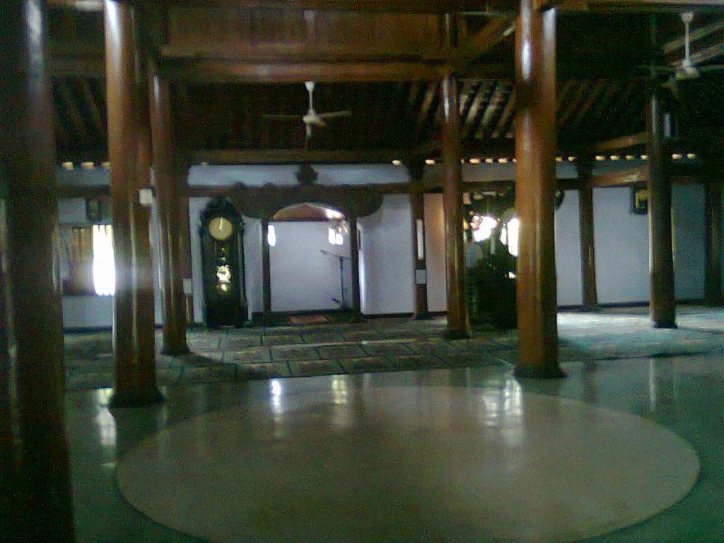 Arsitektur Interior Kuno Majapahit