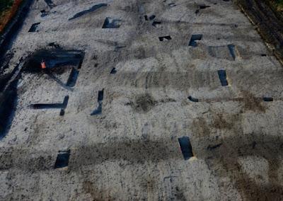Roman settlement discovered at housing development site