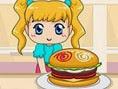 Burger Servisi Yapma Oyunu
