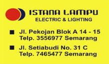 Istana Lampu Electric & Lighting