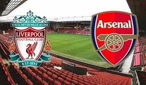 Live Streaming EPL Liverpool vs Arsenal
