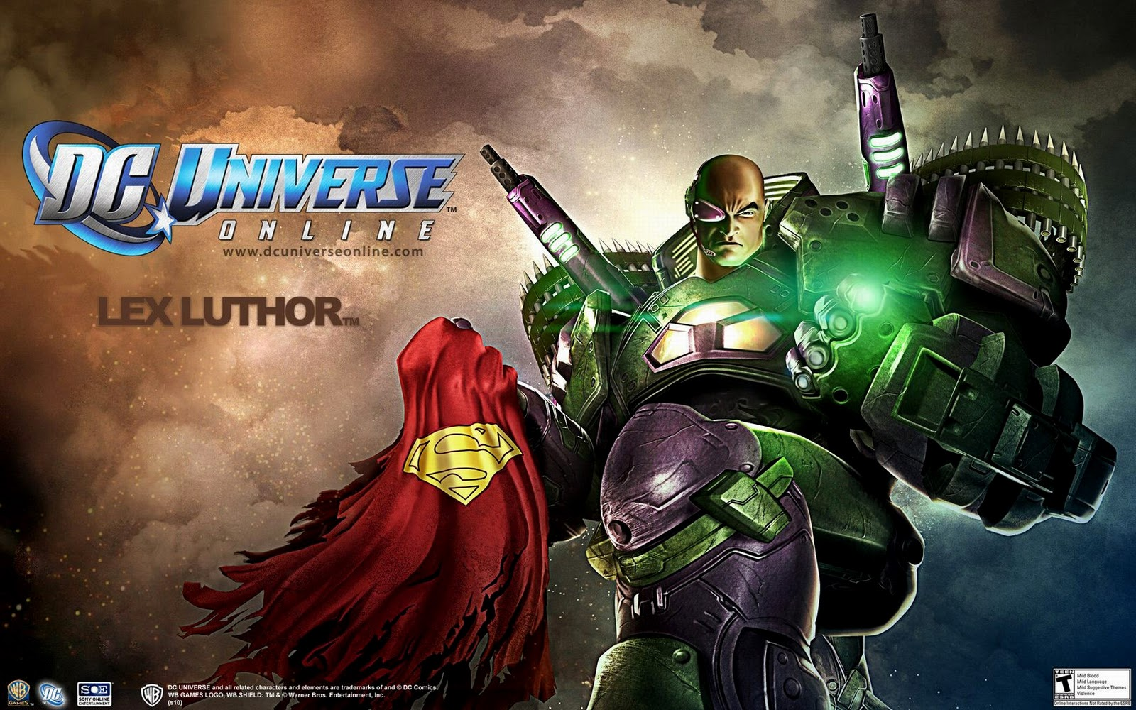 Dc Universe HD & Widescreen Wallpaper 0.447564851805878