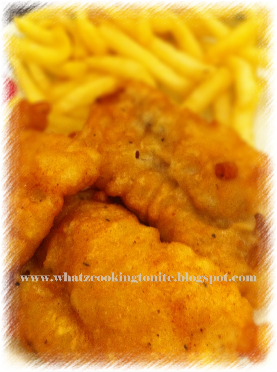 Beer-Battered Fish Recipe — Dishmaps