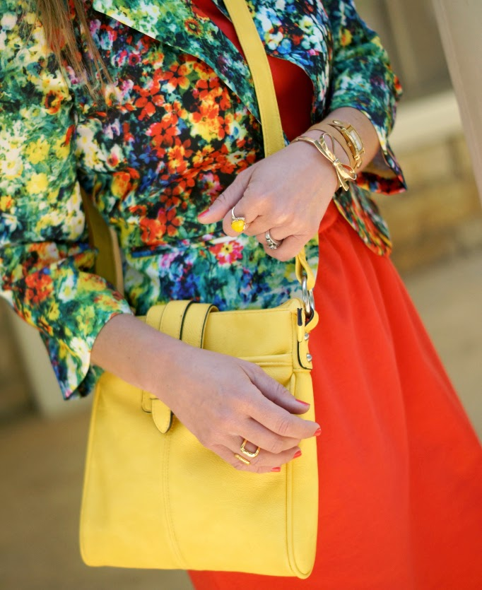 bright and bold colors for spring