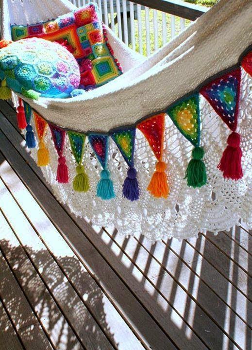 Toque de bom gosto artesanato e decora o ideias e mais for Decoracion del hogar con crochet