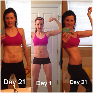 21 day fix, 21 day fix extreme, results, bikini competitor, fitness, exercise, journey, challenge, abs, workout, beachbody, Ashley Roberts, coach