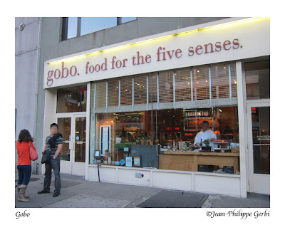 Image of Gobo Vegetarian restaurant in NYC, New York