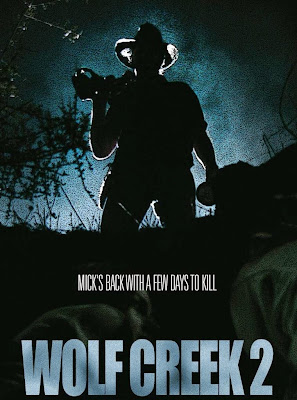Poster Of Wolf Creek 2 (2013) In Hindi English Dual Audio 300MB Compressed Small Size Pc Movie Free Download Only At downloadhub.net