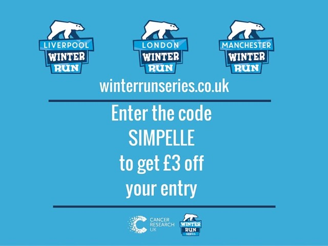 London Winter Run Series