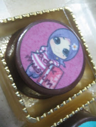 Edible Image Chocolate Oreo