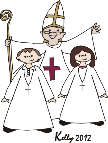 Catholic Confirmation Clip Art Another reason to pick up your