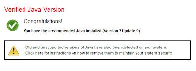 http://java.com/en/download/installed.jsp