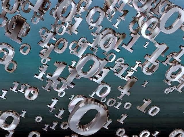 Vivimos con los números binarios