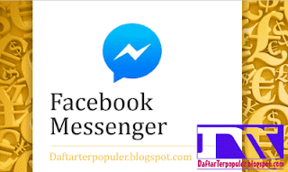 aplikasi chatting terbaru facebook messenger