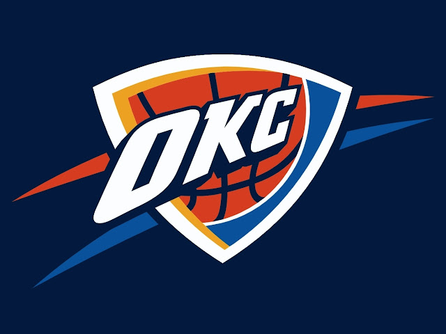 Oklahoma City Thunder - NBA wallpapers for iPhone 5