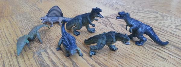 papo tub dinosaures