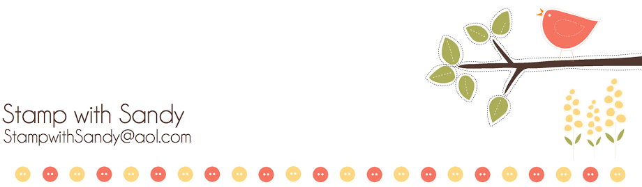 Stamp with Sandy