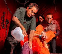10 Indications The United States Is A Dictatorship  76b63 dees%252Bwaterboarding%252Bbush