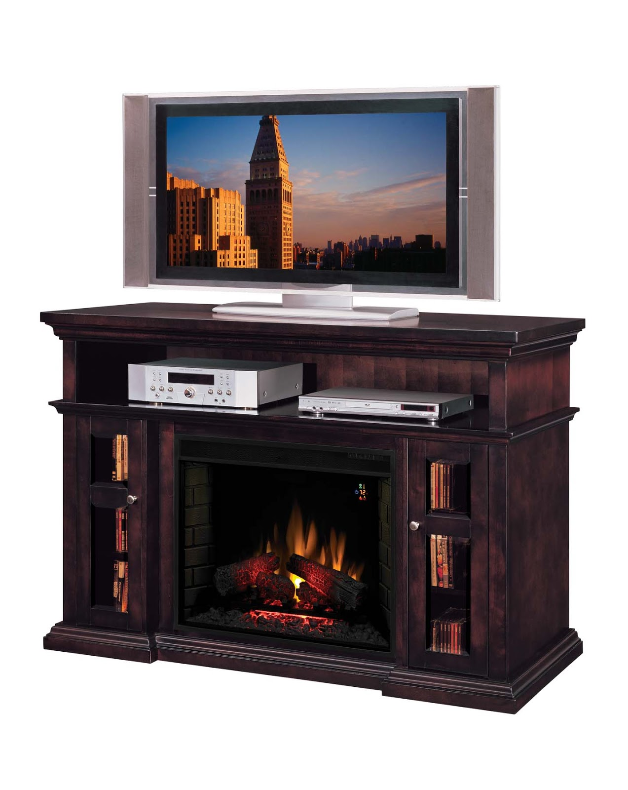 Superior Infrared Heater Vs Electric Fireplace Part - 13: Twin Star Electric Fireplace