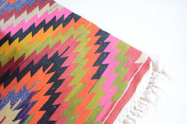 Furbish Studio Vintage Kilim Rug | Southern Arrondissement