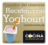 Premio Canal Cocina - Yoghourt - CocinaConPoco.com