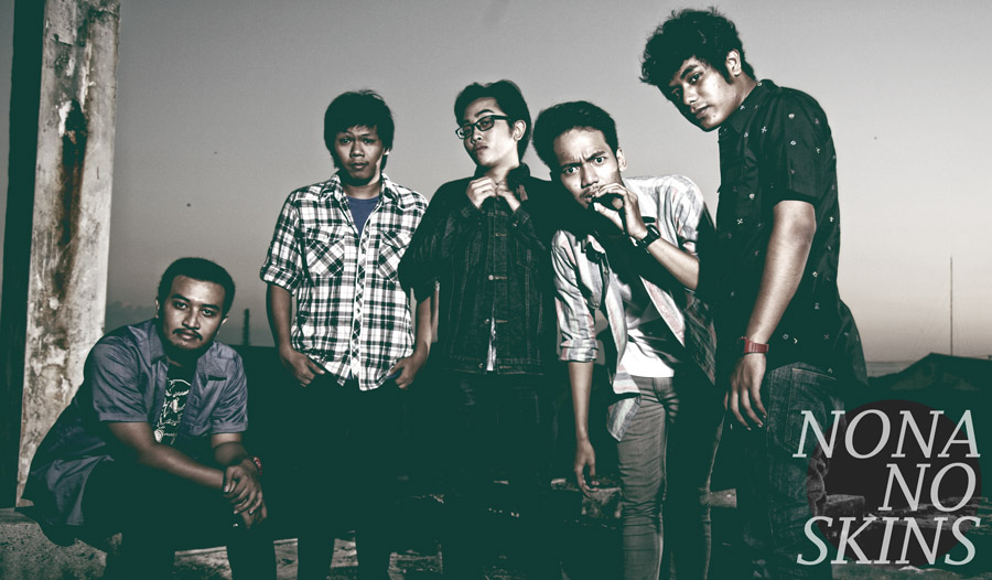 Nonanoskins - Single Album Amarah Bukan Ancaman