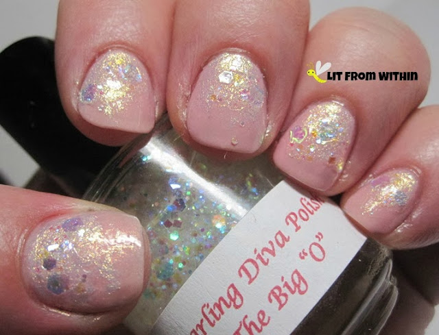 "Darling Diva Polish The Big ""O"""