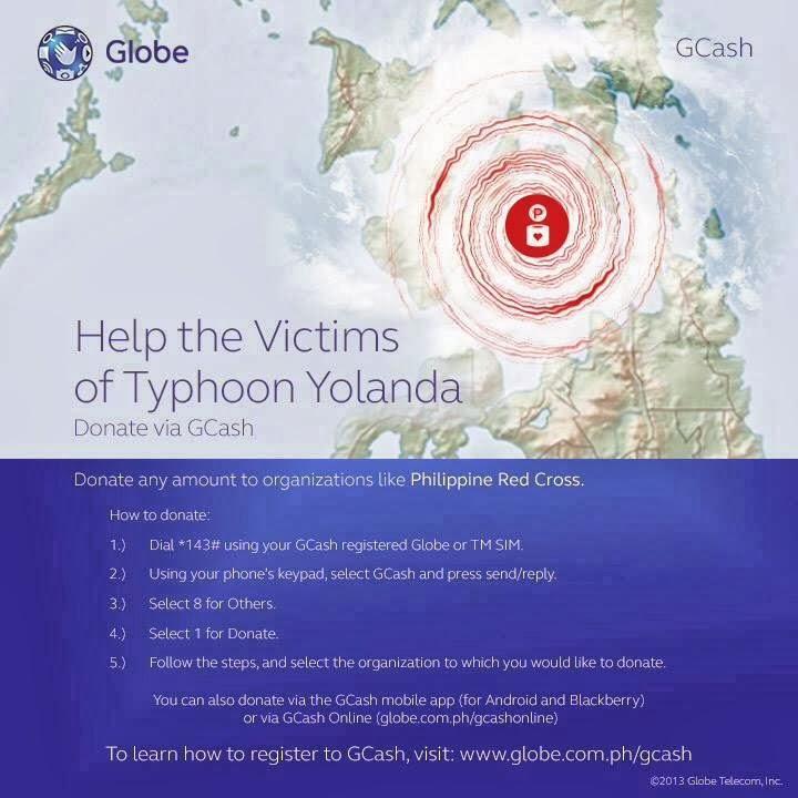 CebuOnlineTV-Yolanda-Donations-Globe