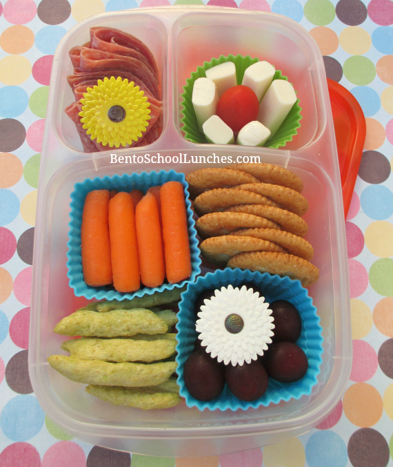 DIY lunch in Easylunchboxes, Bento School Lunches