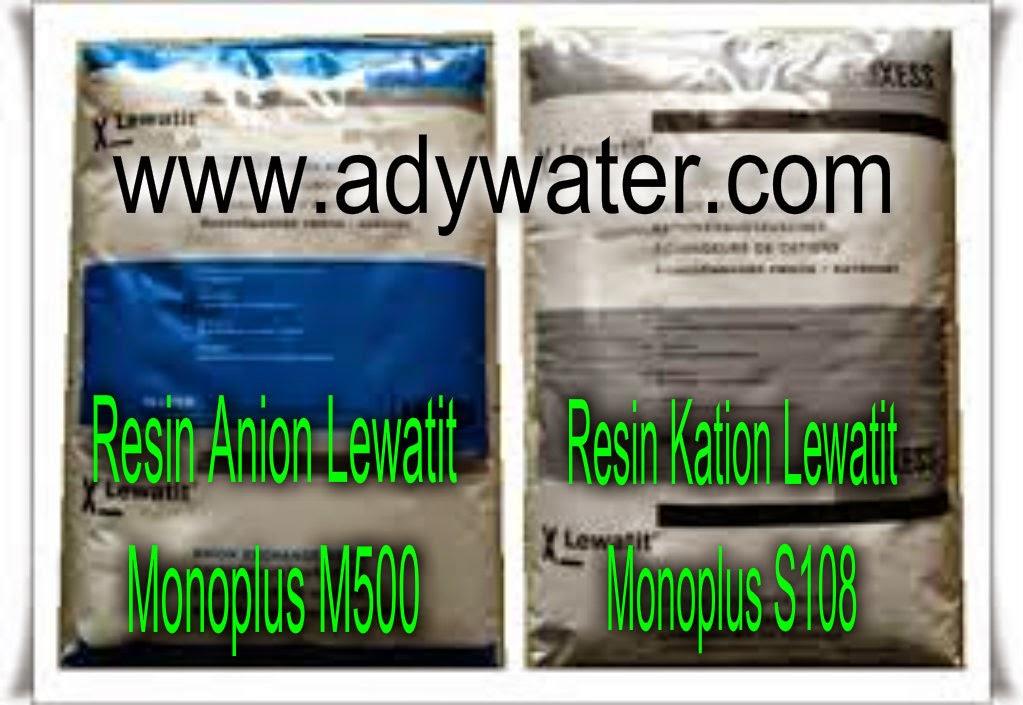 Jual Resin Kation Anion - Proses Demineralisasi Dan Regenerasi Resin Kation Anion