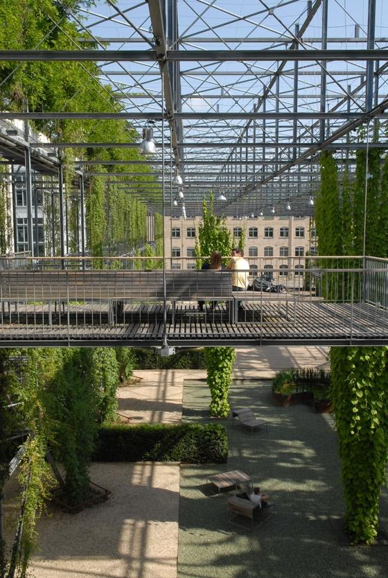 Avante garden mfo park for M park geneve