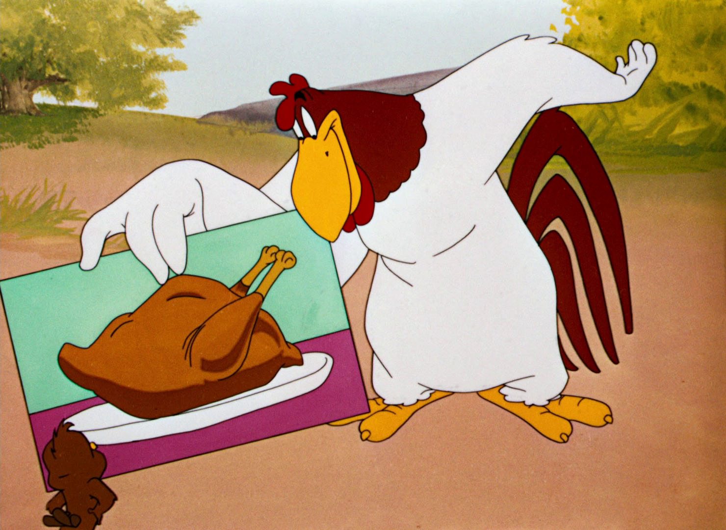 looney tunes pictures the foghorn leghorn
