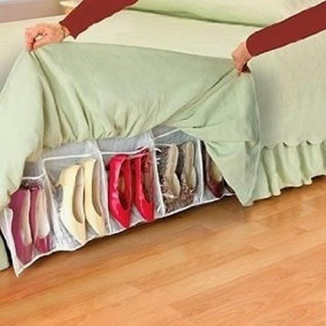 Interior design styles ideas diy shoe organizer designs - Homemade shoe storage ideas ...