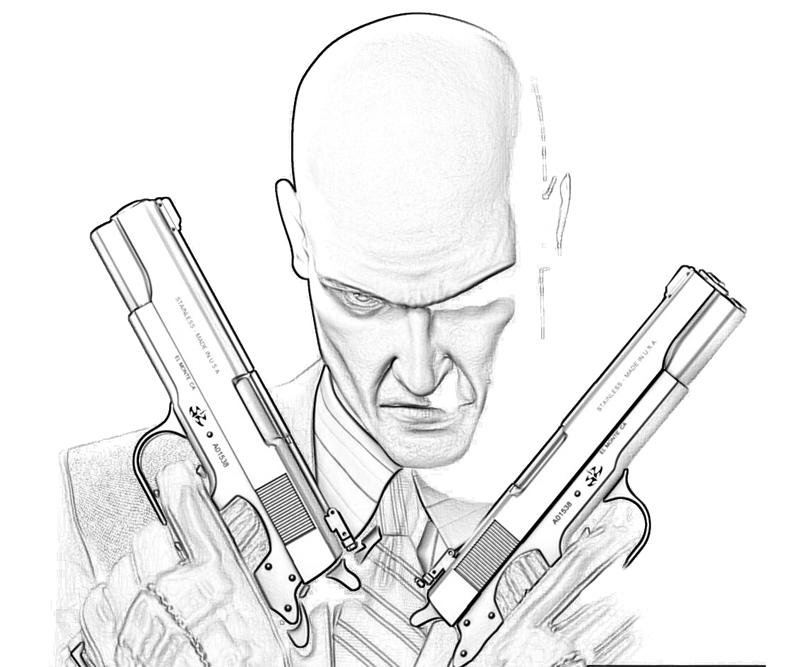 Hitman Absolution Agent 47 Speciality