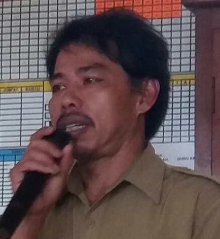 Ketua PC PGRI