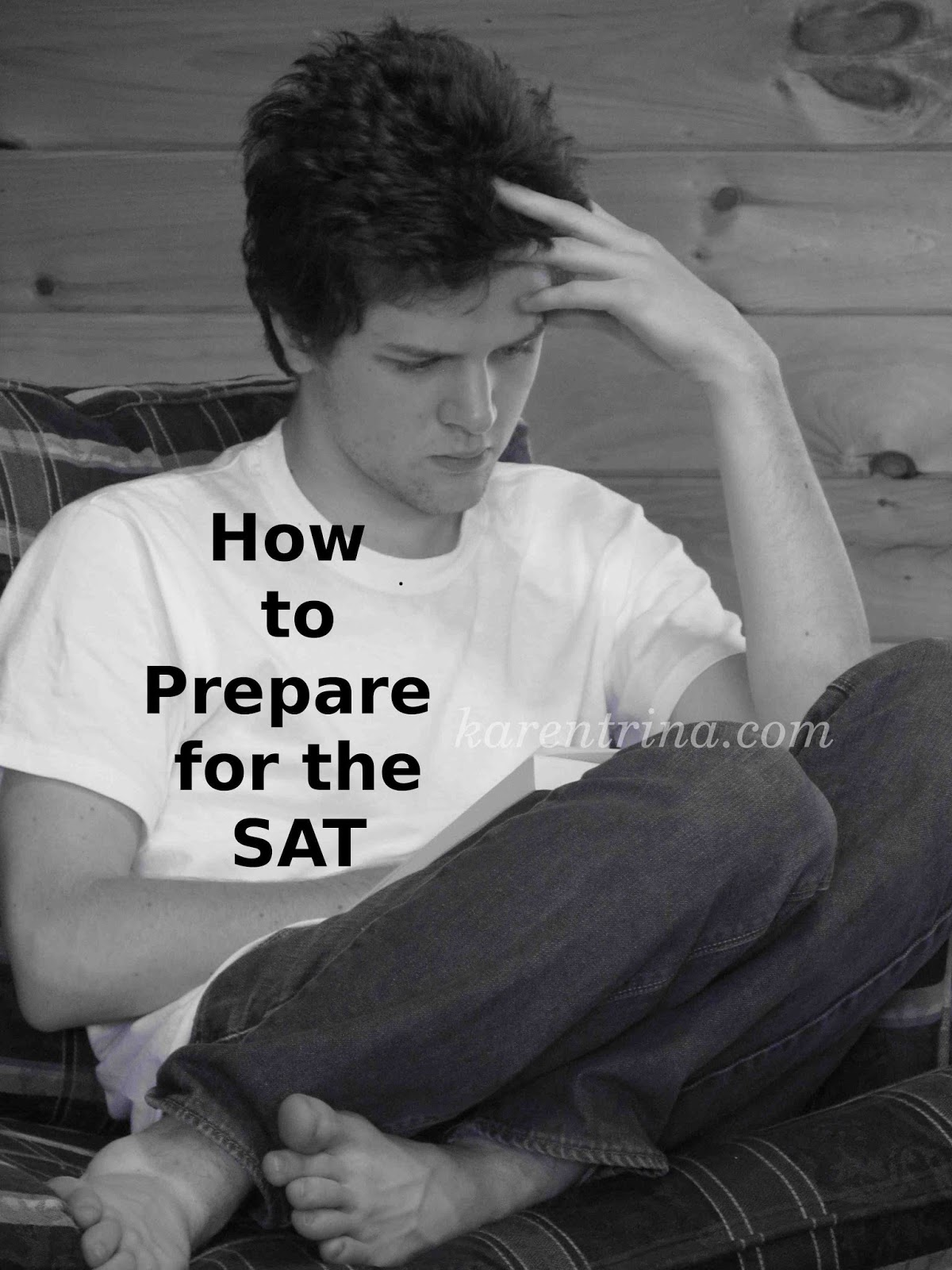 standardized test prep, preparing for SAT