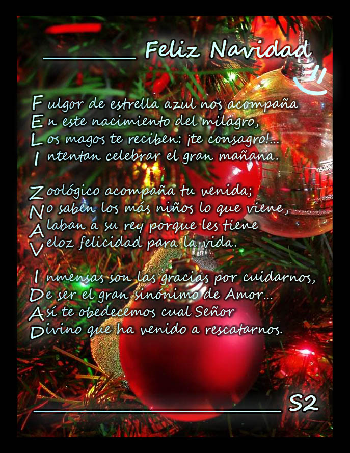 12 days of christmas letra: