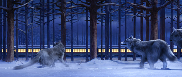Wolves Polar Express 2004 animatedfilmreviews.blogspot.com