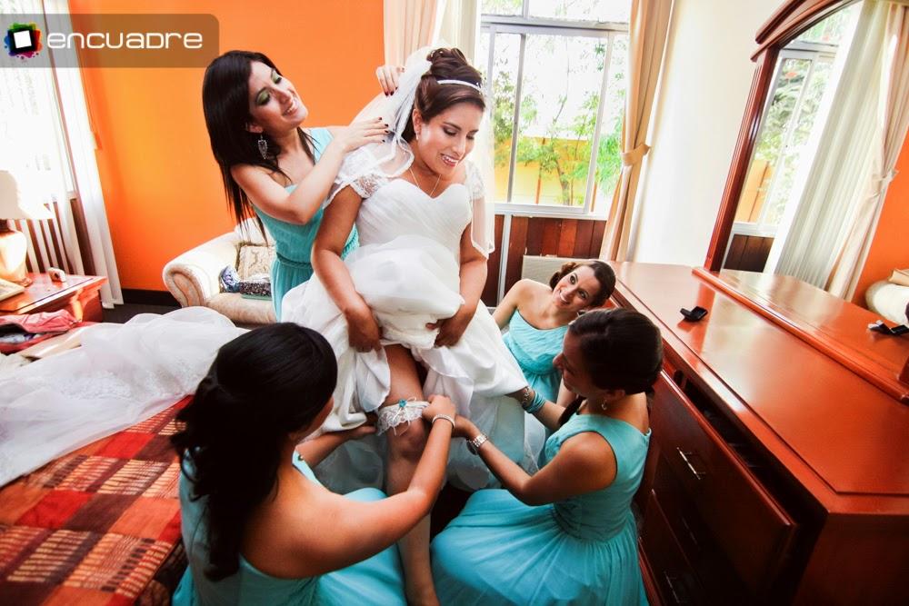 fotos novia vestido