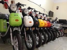 Xe đạp điện quận 3