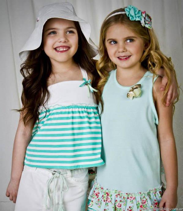 moda 2014 anavana ropa para nenas