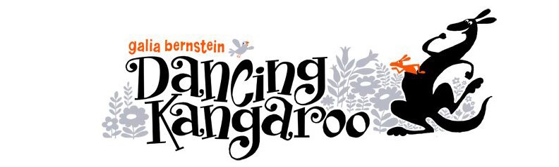 Dancing Kangaroo - The art of Galia Bernstein