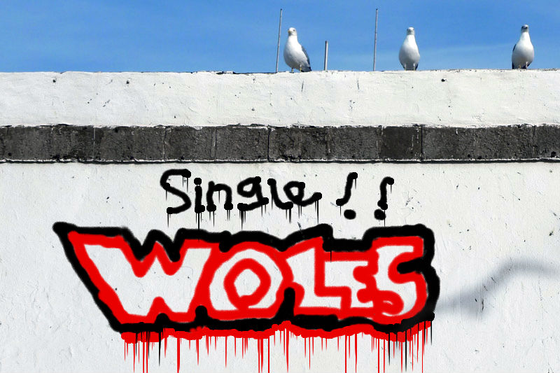 Gambar Woles Graffiti | Single Woles
