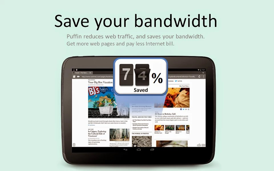 Puffin Web Browser v4.1.0.1084