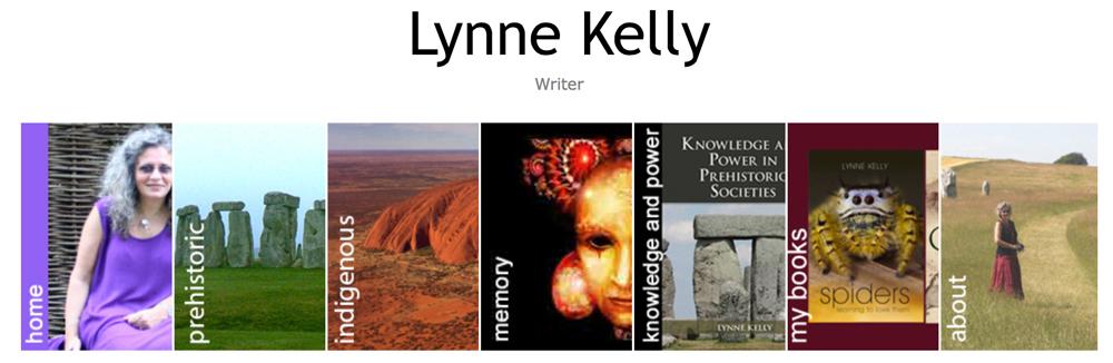 My author blog