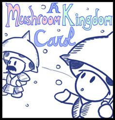 A Mushroom Kingdom Carol